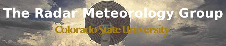 The Radar Meteorology Group, Colorado State University